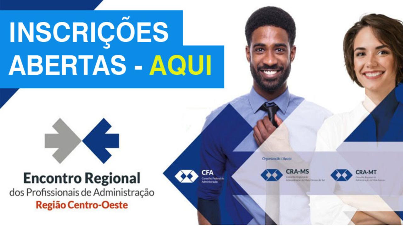 Encontro Regional dos Profissionais de Administração – Região Centro Oeste