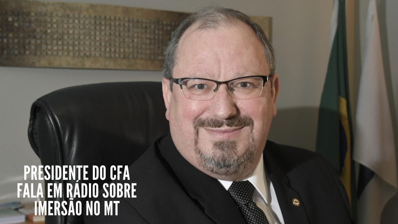 Presidente do CFA participa de imersão sobre planejamento estratégico