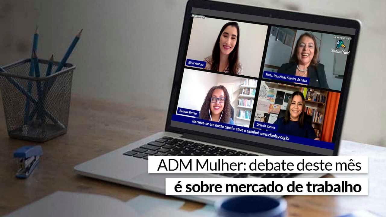 Webinar traz panorama do mercado de trabalho feminino no Brasil