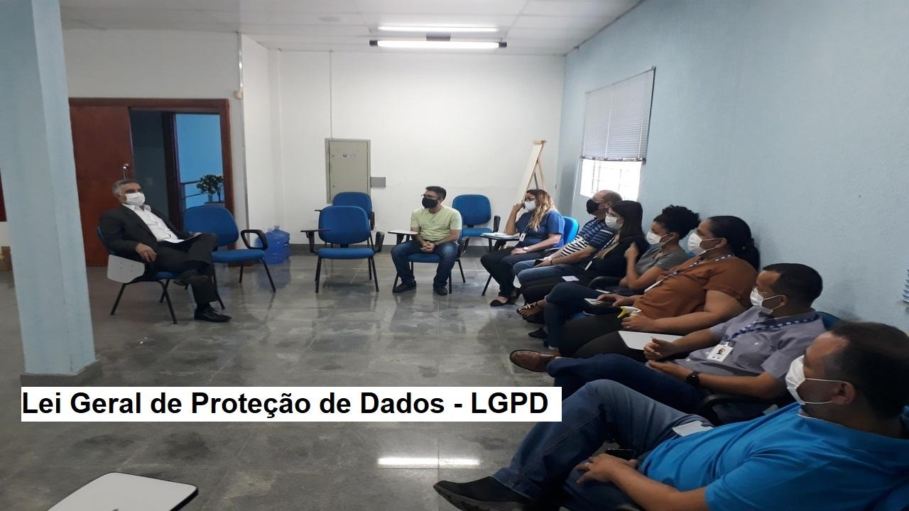 CRA-MT REALIZA ORIENTAÇÃO AOS COLABORADORES SOBRE A LEI GERAL DE PROTEÇÃO DE DADOS
